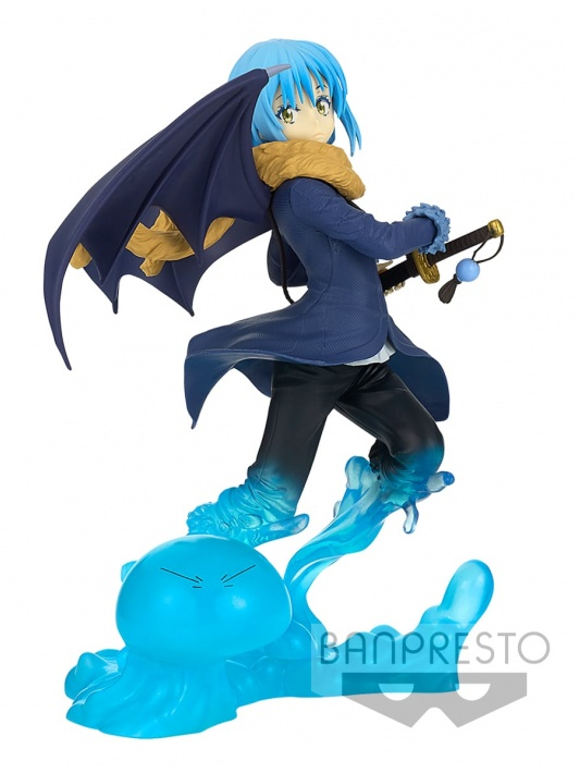 That Time I Got Reincarnated As A Slime EXQ Rimuru Tempest Special Version